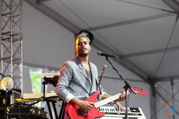 Twin Shadow at Governors Ball 2013-4