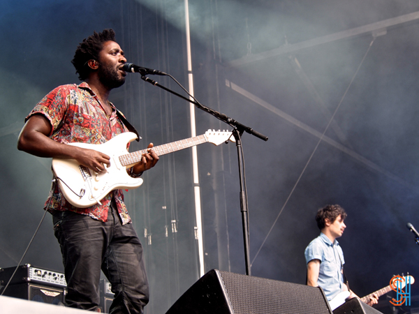 Bloc Party at Field Trip Music Festival 2013-2