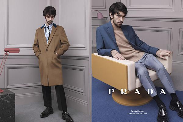 Prada FallWinter 2013 Campaign