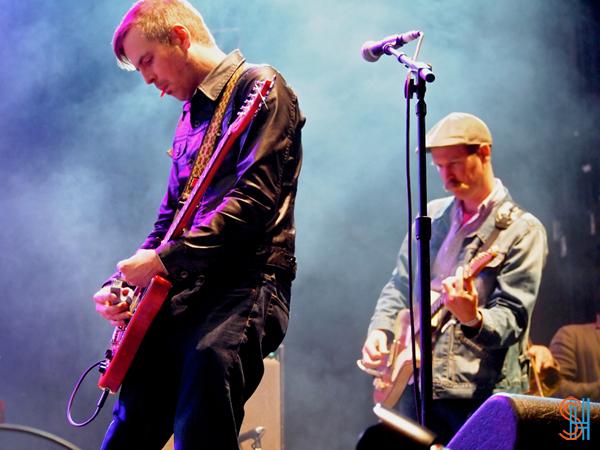 Broken Social Scene at Field Trip Music Festival 2013-11
