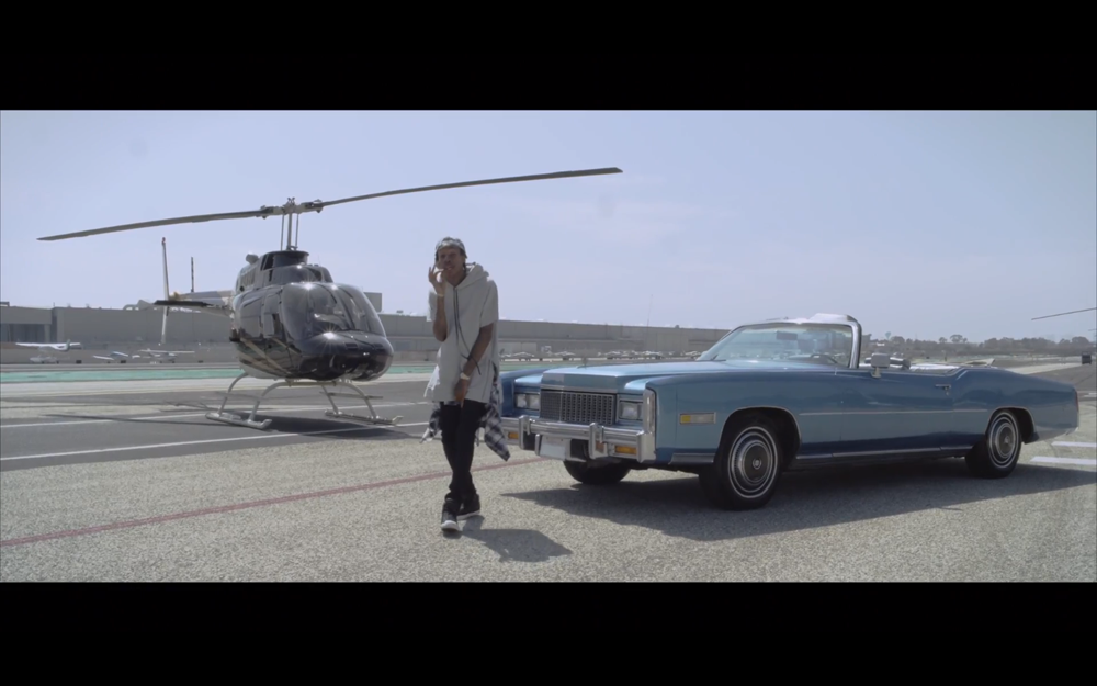 Wiz Khalifa Paperbond Music Video