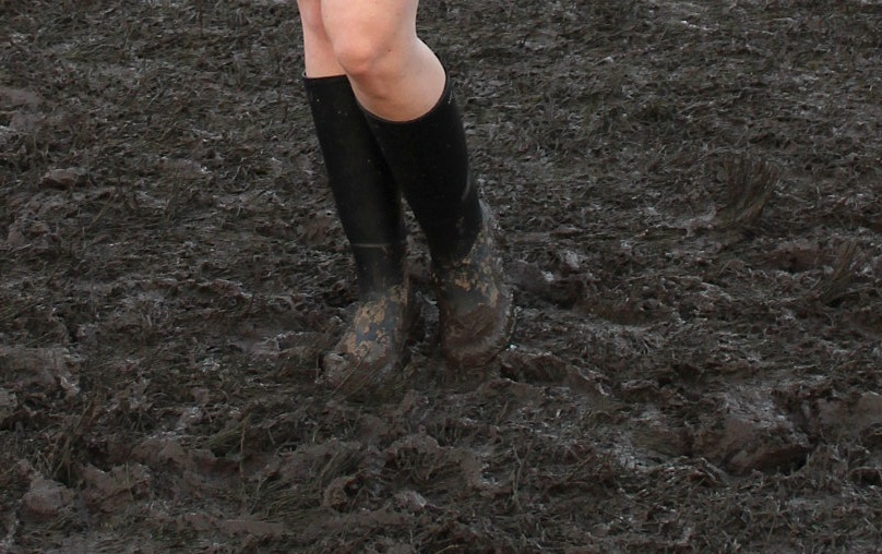 Aigle Boots Mud