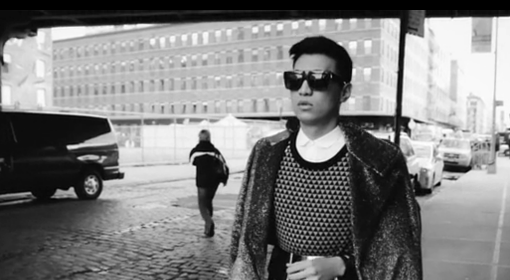 BryanBoy for Karl Lagerfeld Timepieces