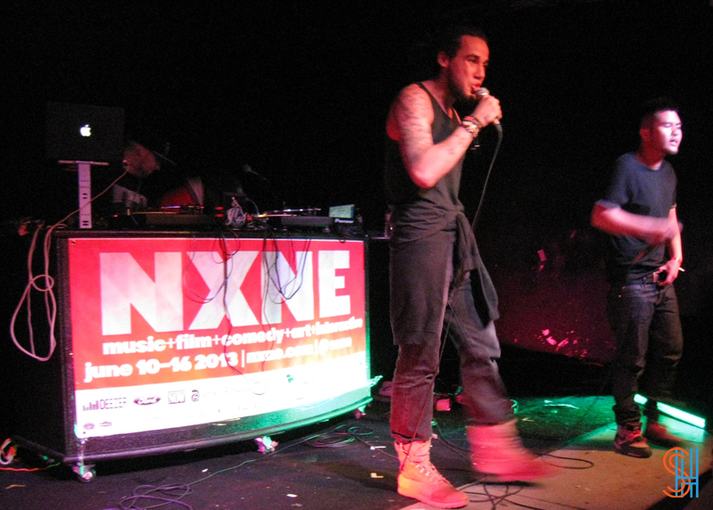 were great for the first night of this year's NXNE music festival ...