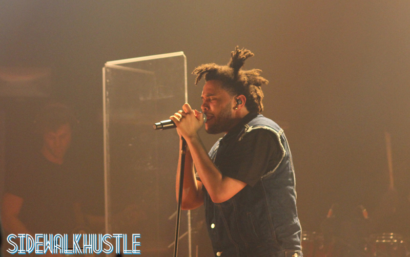 The Weeknd at the Mod Club Toronto-10