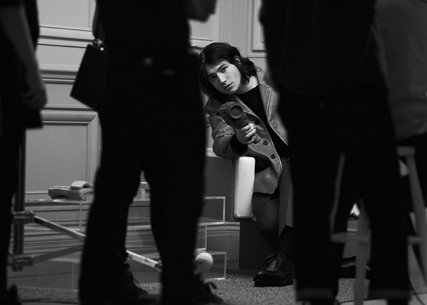Behind the Scenes of Prada Fall Winter 2013 Campaign