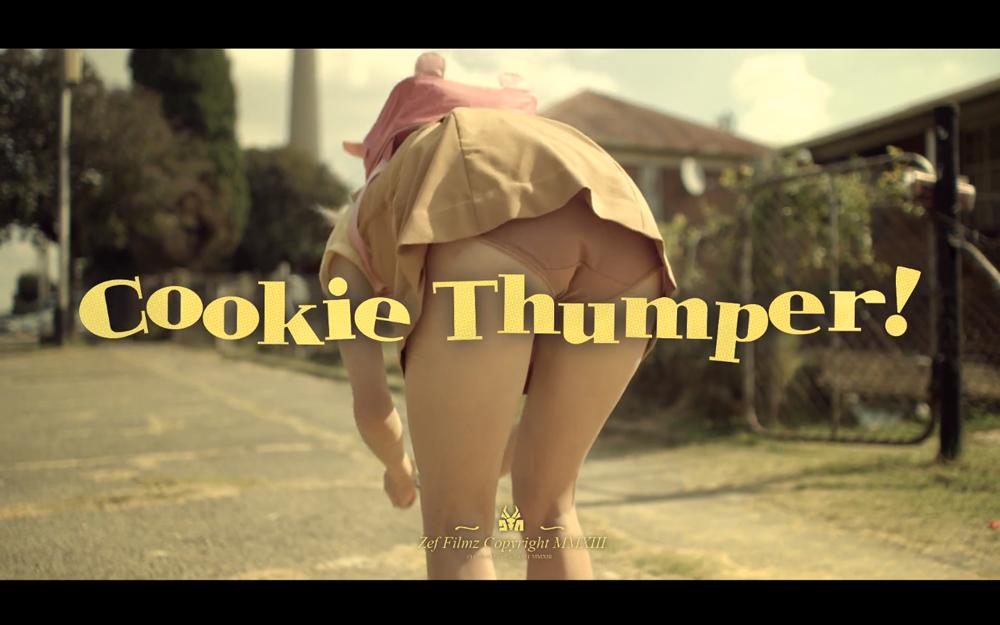 Die Antwoord Cookie Thumper Music Video