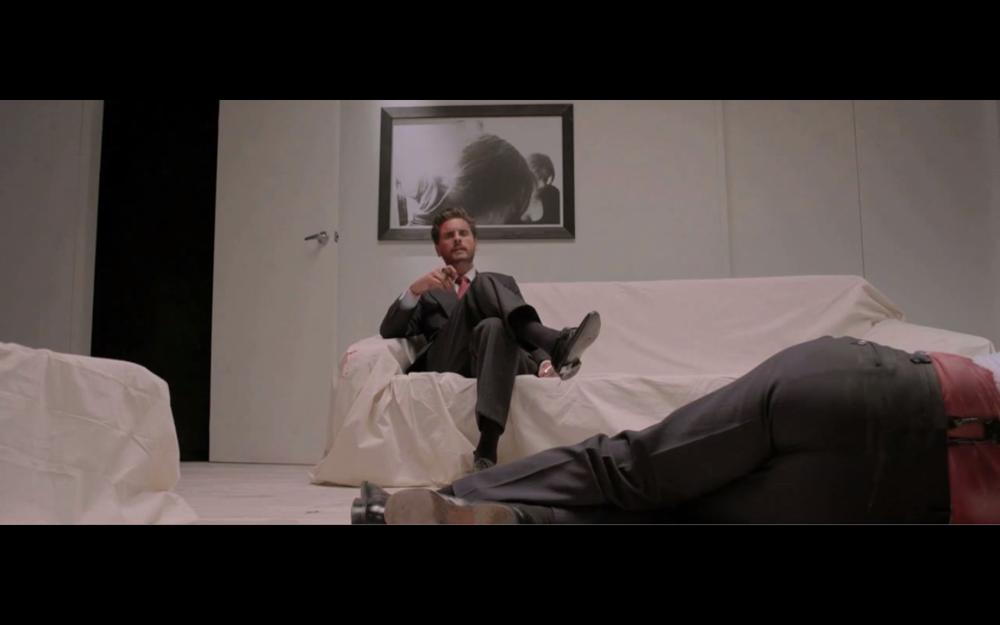 Kanye West American Psycho Short Film Scott Disick Jonathan Cheban