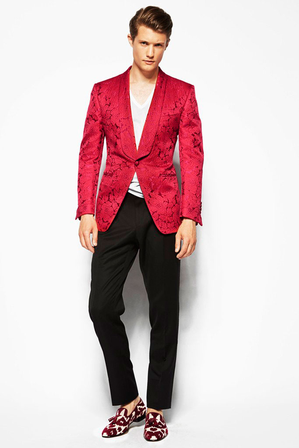 Tom Ford Spring Summer 2014 Preview