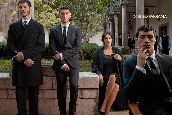 Dolce & Gabbana Fall Winter 2013 Campaign
