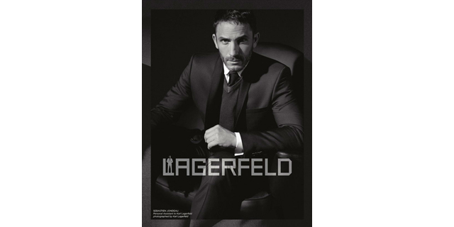 Lagerfeld Fall Winter 2013 Campaign Preview thumbnail