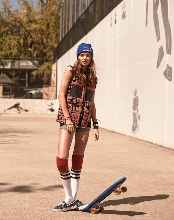 Miranda Kerr for Vogue Korea July 2013 -2