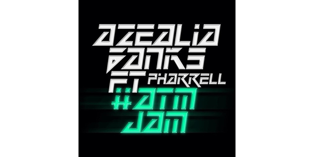Azealia Banks ATM JAM Pharrell Thumbnail