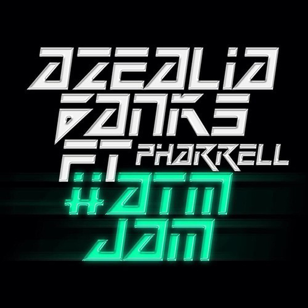 Azealia Banks ATM JAM Pharrell