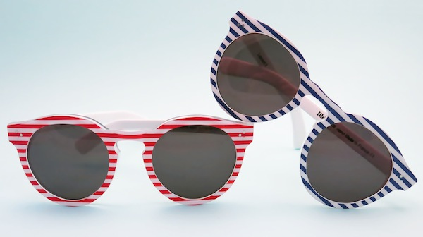 Illesteva Independence Day Sunglasses