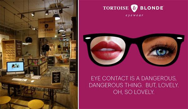 Introducing Urban Outfitters Tortoise & Blonde Eyewear-3
