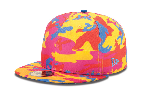 New Era x Andy Warhol Cap Collection