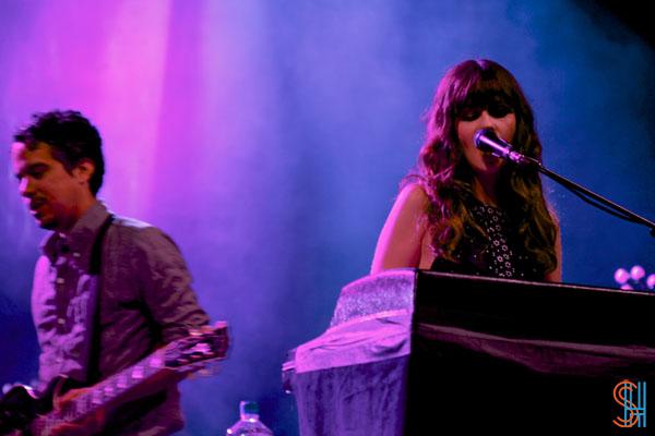 She And Him TURF 2013 Toronto-2