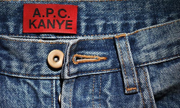 A.P.C Kanye Capsule Collection