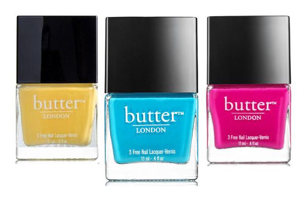 Butter London Pop Art Collection