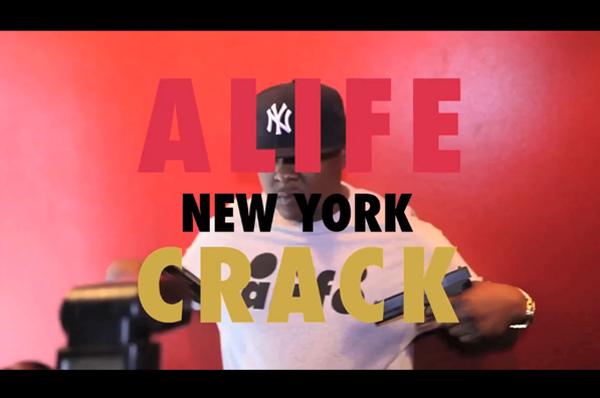 Jadakiss for Alife Video Teaser