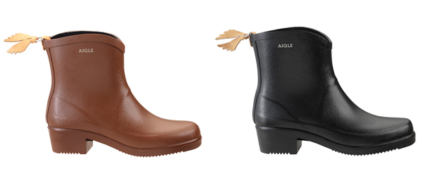Aigle Miss Juliette Rubber Boots