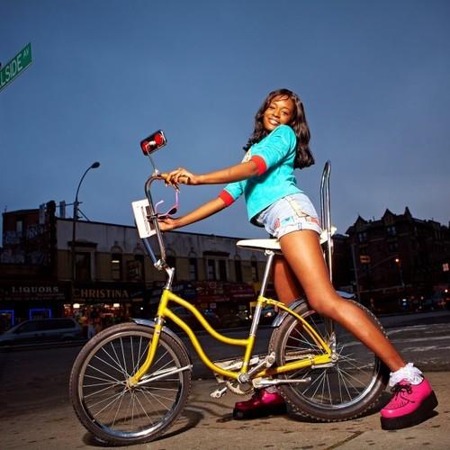 Azealia Banks #ATMJam  Pharrell