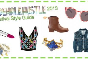 Festival Style Guide 2013 Header