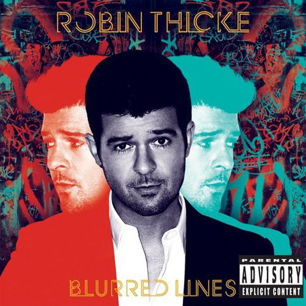 Robin Thicke Take It Easy on Me