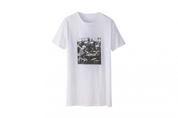 APC x Kanye 2013 Capsule Collection Been Trill T-Shirt
