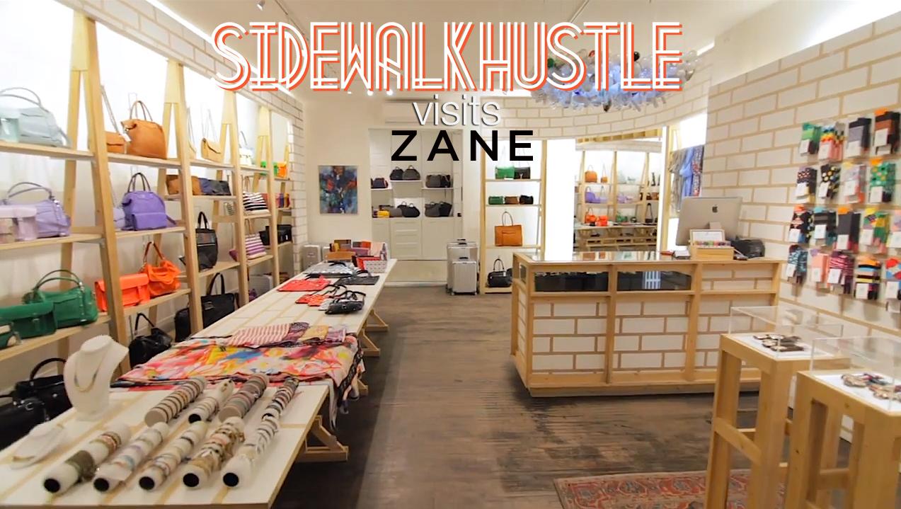Sidewalk Hustle x Zane