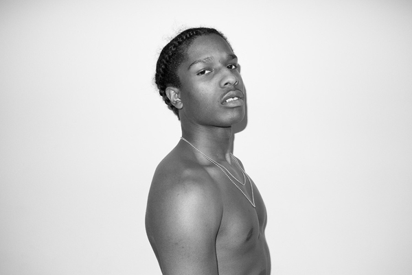 ASAP Rocky photographed by Terry Richardson
