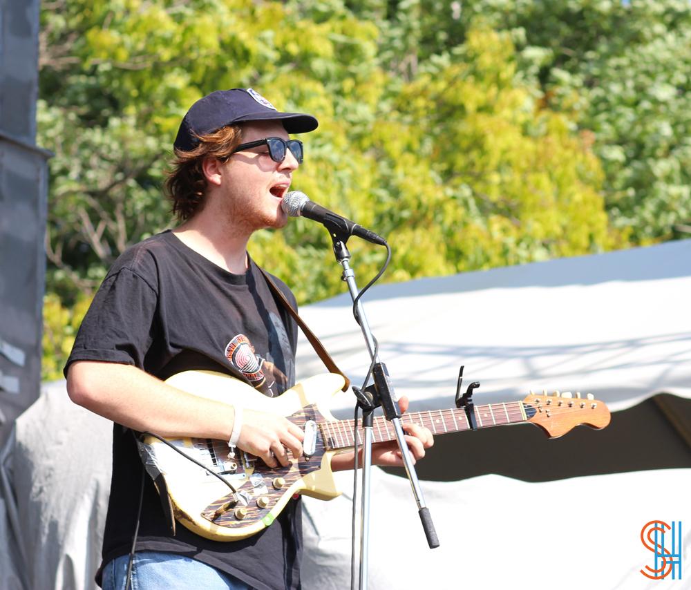 Mac DeMarco Pitchfork Music Festival 2013 Peter Sagar