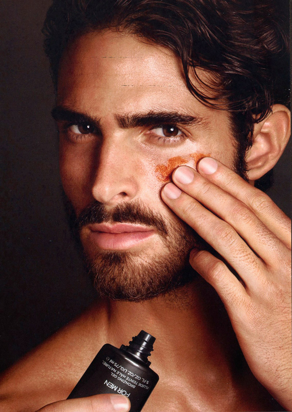 Tom Ford Grooming Line For Men Campaign