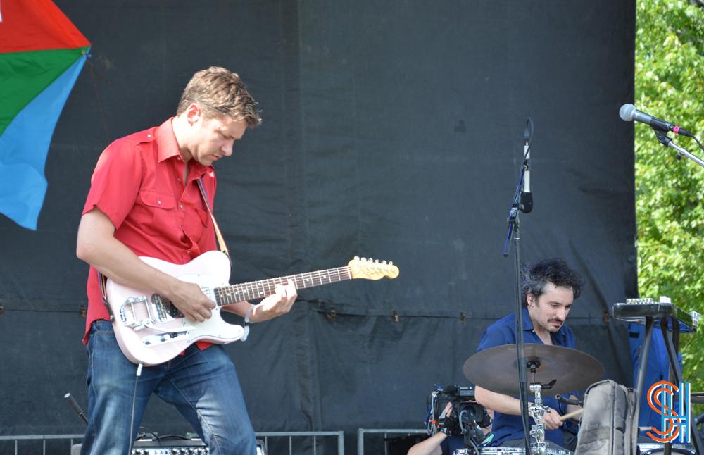 Daughn Gibson Pitchfork Music Festival
