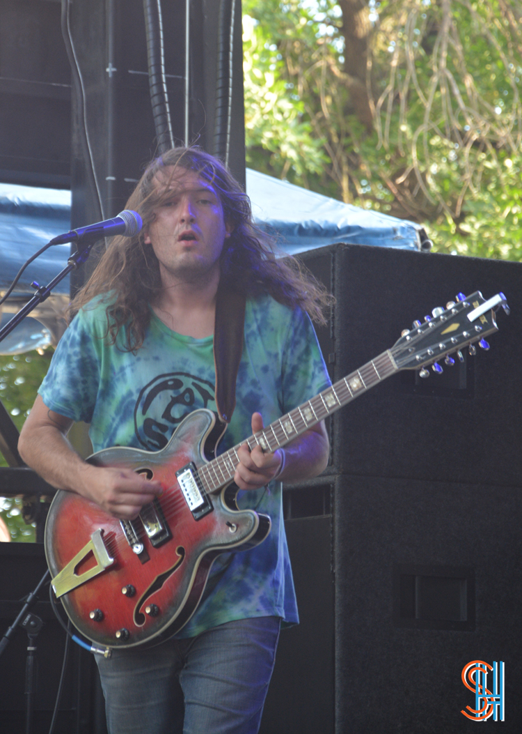 Mikal Cronin at Pitchfork Music Festival 2013 - Solo 3