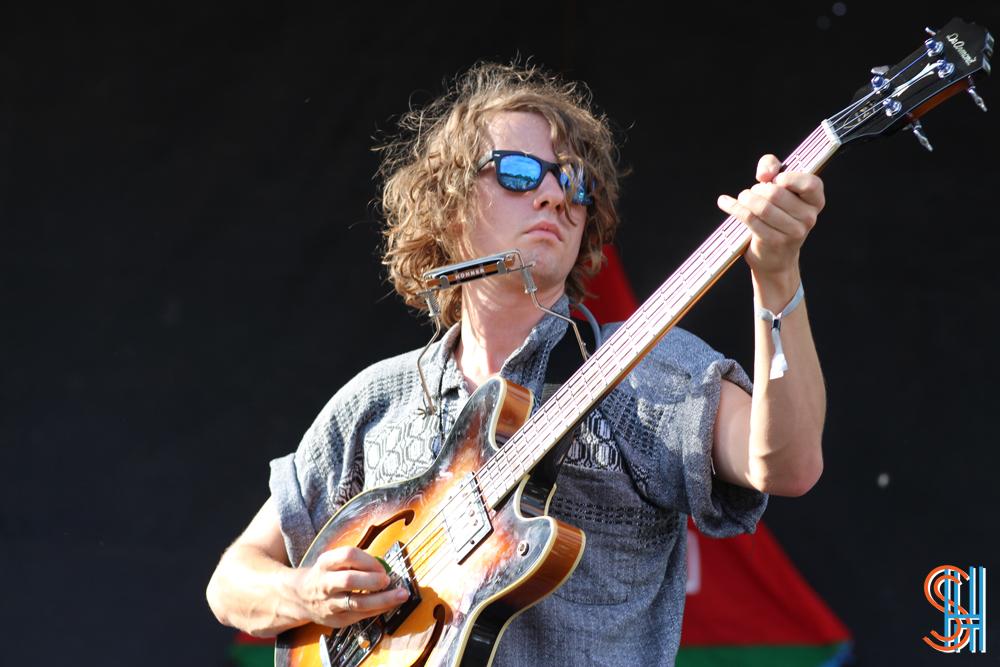 Woods Pitchfork Musis Festival 2013 Bassist