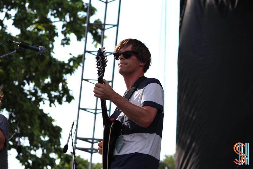 Woods Pitchfork Musis Festival 2013 Guitarist