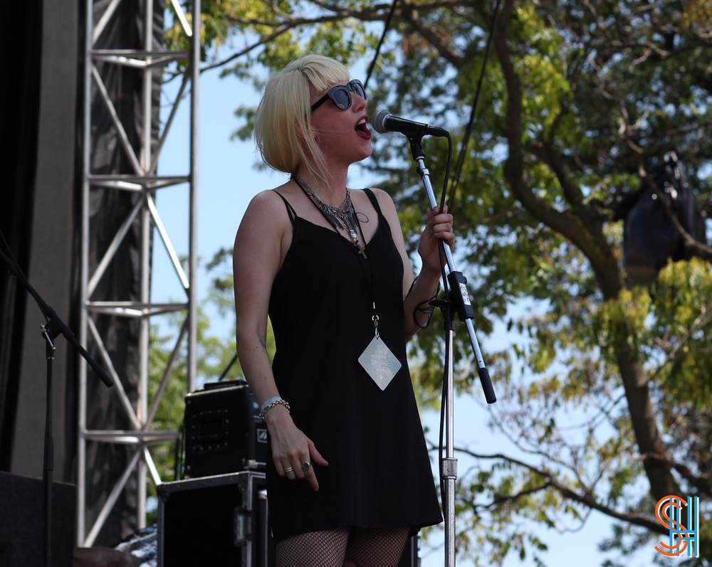 White Lung Pitchfork Music Festival 2013 Mish