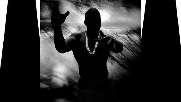 Kanye West x Black Skinhead