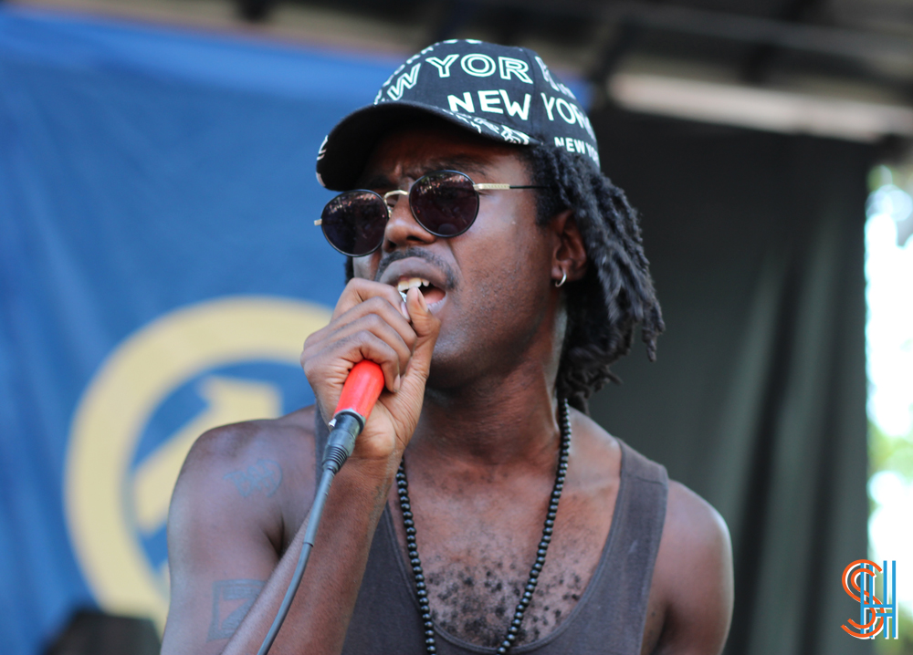 Blood Orange Pitchfork Music Festival 2013 Dev Hynes