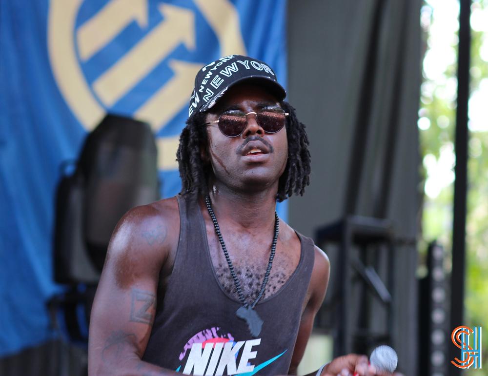 Blood Orange Pitchfork Music Festival 2013 Reflect
