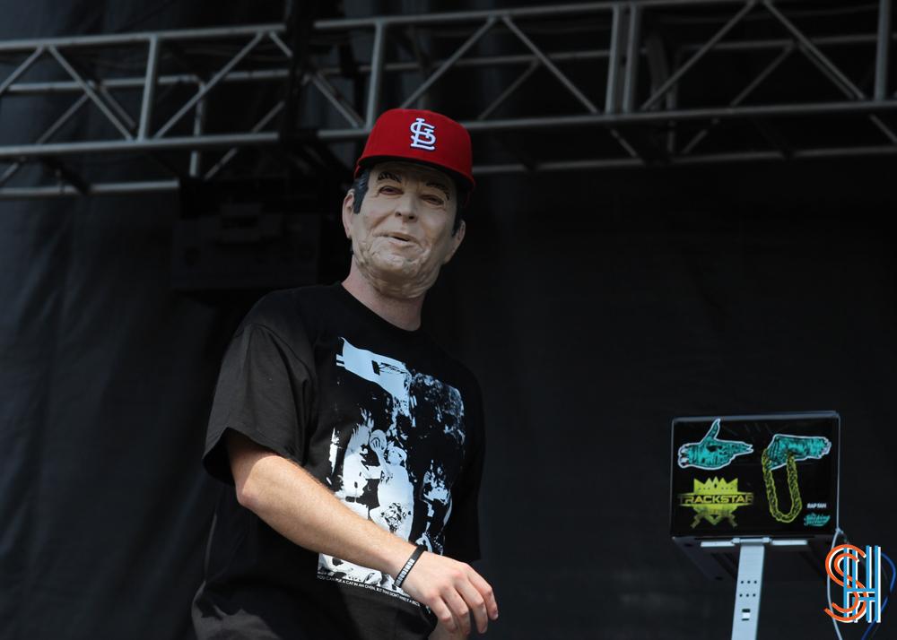 Killer Mike Pitchfork Music Festival 2013-2