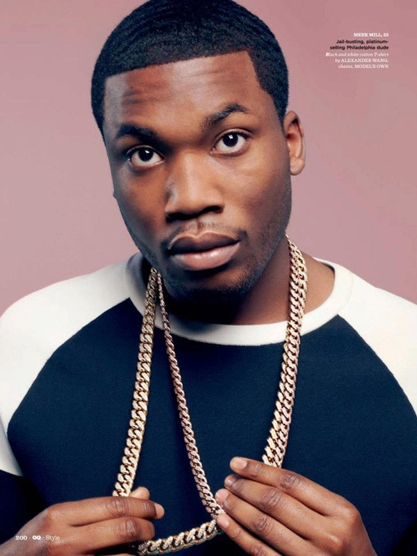 Meek Mill Bigger Than Hip Hop Spring Summer 2013 GQ
