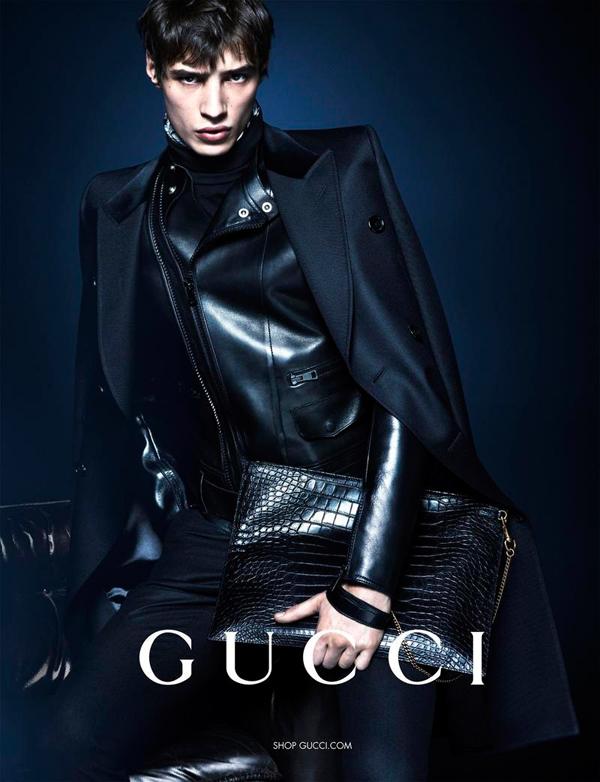 Gucci Fall Winter 2013 Menswear Campaign Sidewalk Hustle