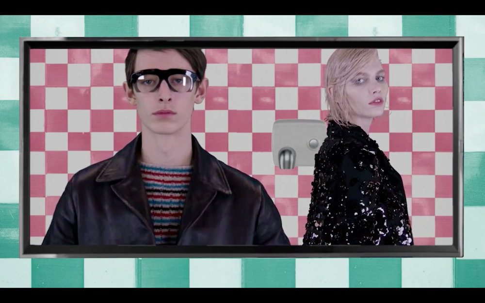 Prada Fall Winter 2013 Real Fantasies Film
