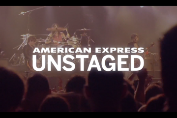 American Express Unstaged with Kings of Leon Fred Armisen