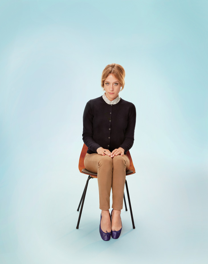 Chloe Sevigny, Lily Donaldson, Ryan McGinley & Jeremy Everett for UNIQLO Silk and Cashmere-8