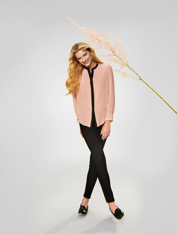 Chloe Sevigny, Lily Donaldson, Ryan McGinley & Jeremy Everett for UNIQLO Silk and Cashmere-9