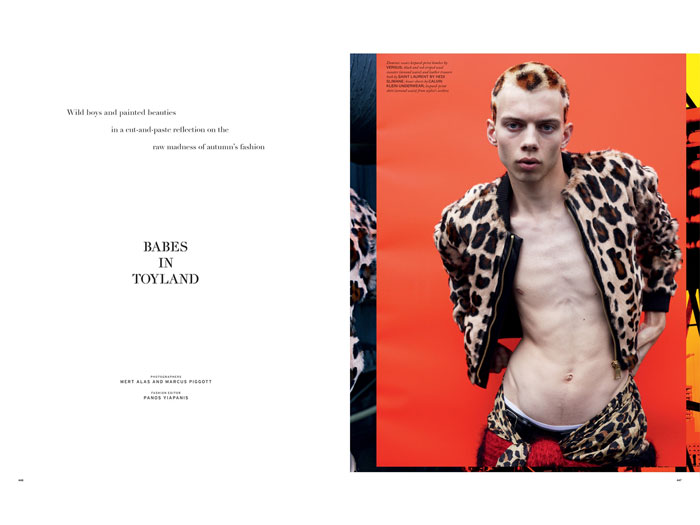 Panos Yiapanis for LOVE Magazine-2